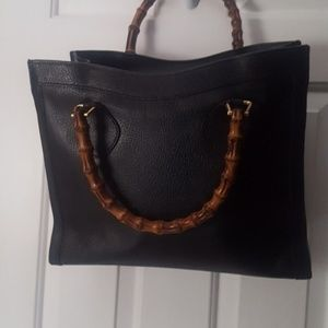 Authentic Gucci Baboo Handle Tote